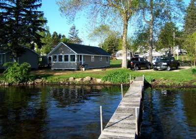 Lakefront Cottage #6