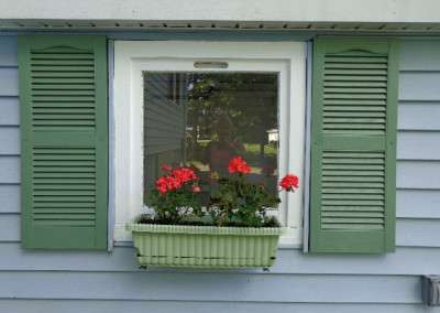 Window Box Blue