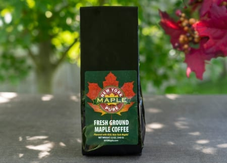 Maple Weekend Coffee Pound