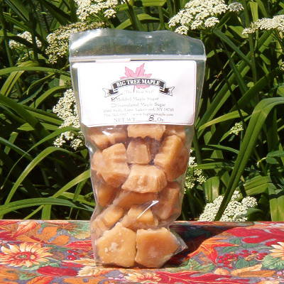 Maple Sugar Flavored Candy