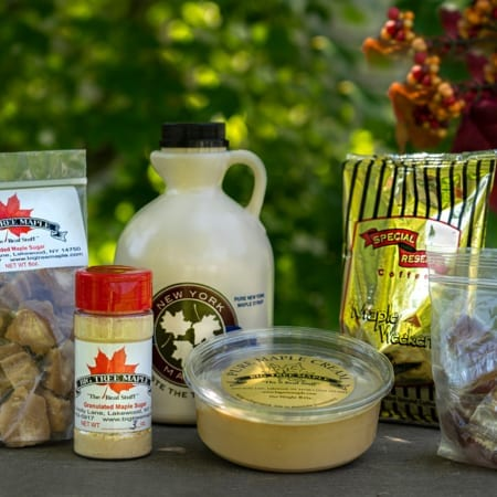 Maple Sampler Package with Free Shipping